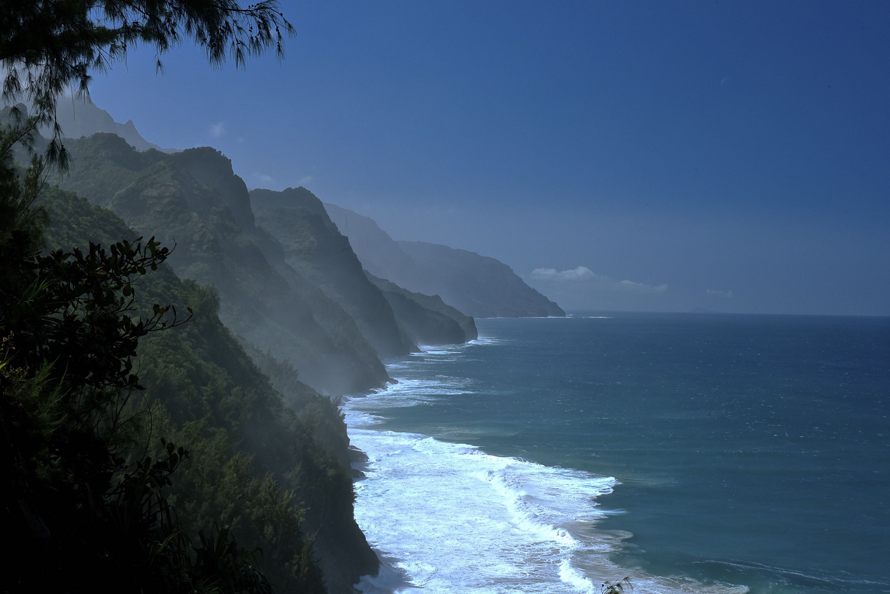 The Napali Coast