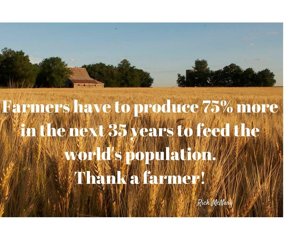 Farmers: People who Make America Great